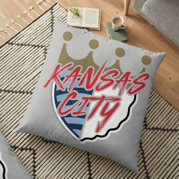 KC Sports Floor Pillow