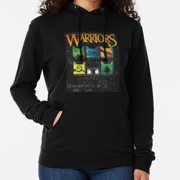 Warrior Cats Clan Icons for Warriors lovers Lightweight Hoodie