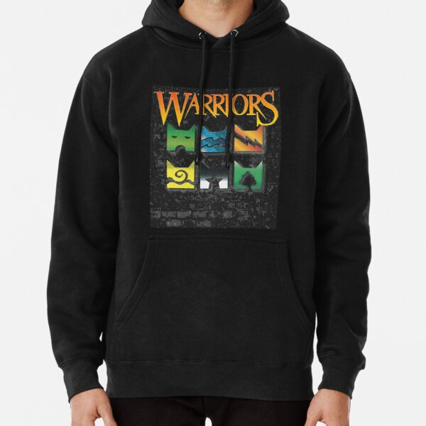 Warrior Cats Clan Icons for Warriors lovers Pullover Hoodie