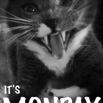 IT'S MONDAY by esperjester
