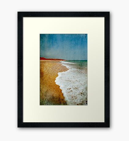 Arid Dreams Framed Print