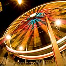 The Wheel by Glennis  Siverson