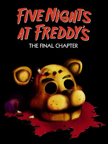 Quot Five Nights At Freddy S The Final Chapter Fnaf 4