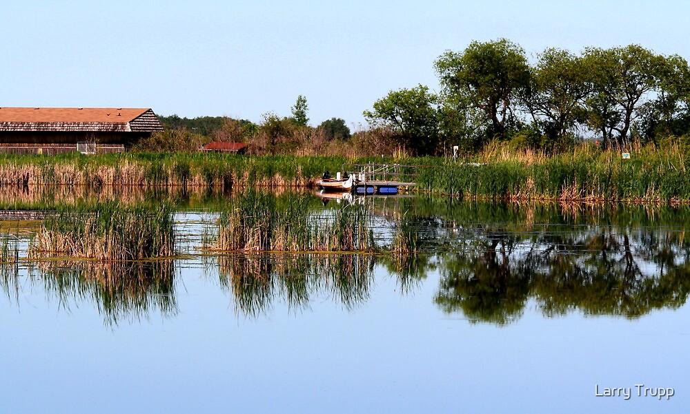 Oak Hammock Marsh by Larry Trupp