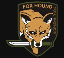 MGS Foxhound Logo