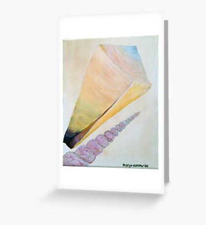 Sea Shells 3 Greeting Card