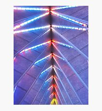 Air Force Academy Chapel Ceiling Photographic Print