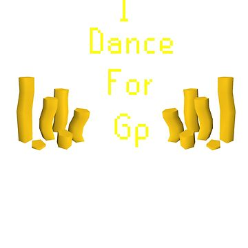 I dance for gp by EscapeThisSpec