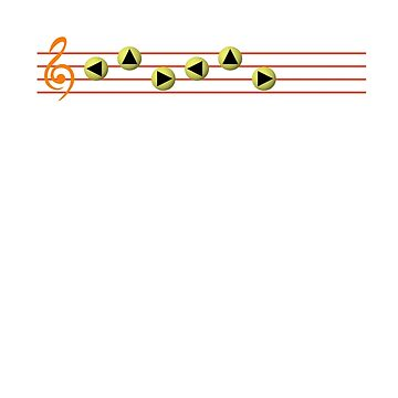 Ocarina Melodies - Zelda's Lullaby by Delightype