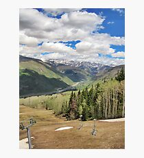 Vail Valley Photographic Print