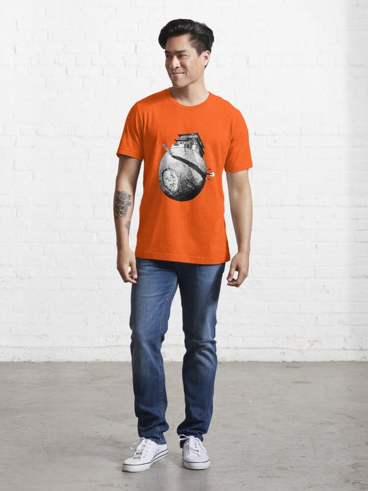 Alternate view of Oyasumi PunPun Essential T-Shirt
