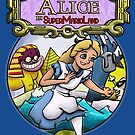 Alice In Super Mario Land by BunnyMaelstrom