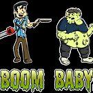 Boom Baby! by BunnyMaelstrom