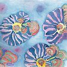 Fantasy flowers by acquart