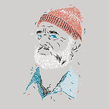Zissou of Fish by theartofm