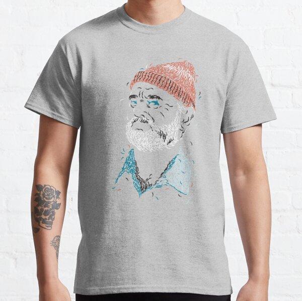 Zissou of Fish Classic T-Shirt