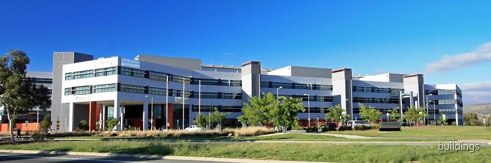 Caroline Chisholm Centre by buildings