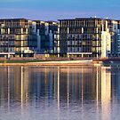 Lakefront Apartments by buildings