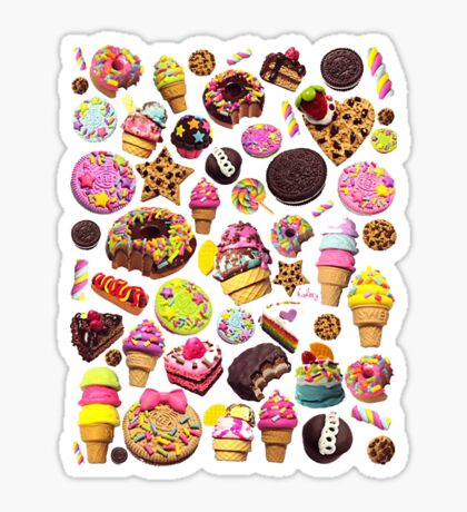Sweets Sticker