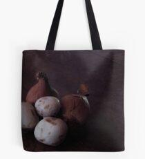 French Shallots and Mushrooms Tote Bag