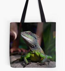 Chinese Water Dragon Tote Bag