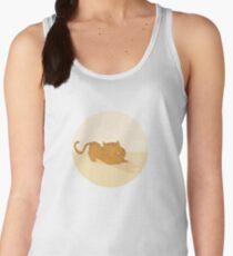 Playful cat Women's Tank Top