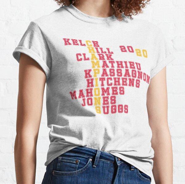 Kansas City football 2020 champs Classic T-Shirt