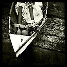 Fishing Boat on the ramp - Sheringham by Richard Flint