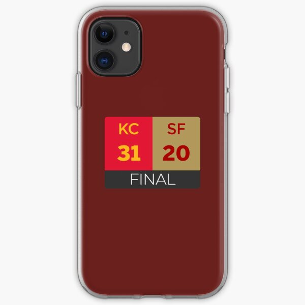 KC 31 SF 20 iPhone Soft Case
