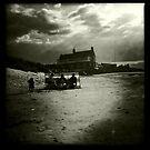On the Beach - Brancaster Beach, Norfolk, UK by Richard Flint
