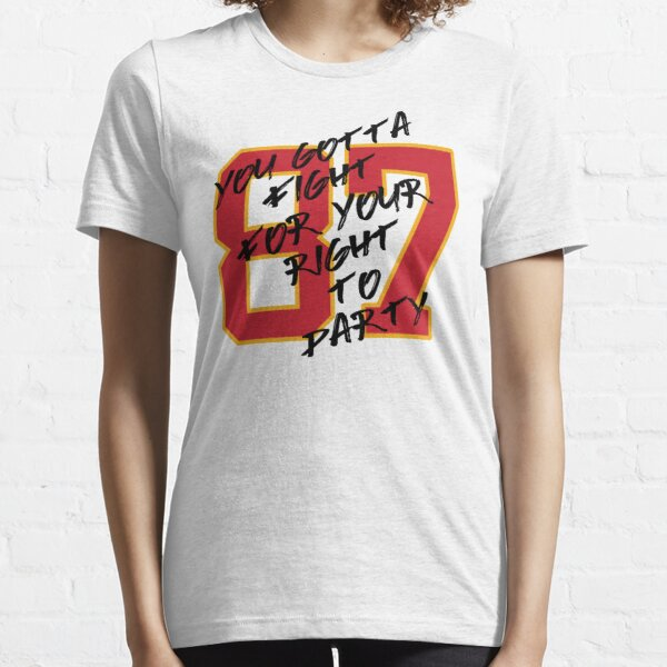 Kelce Party Shirt Essential T-Shirt