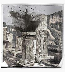 Ruinous Explosion Poster