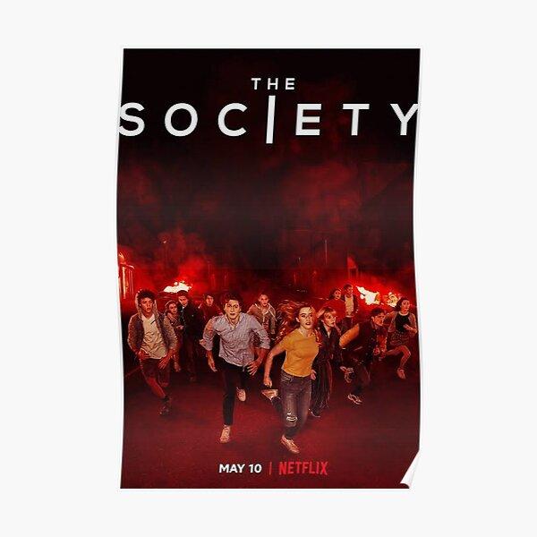 L'affiche de la société Netflix Poster