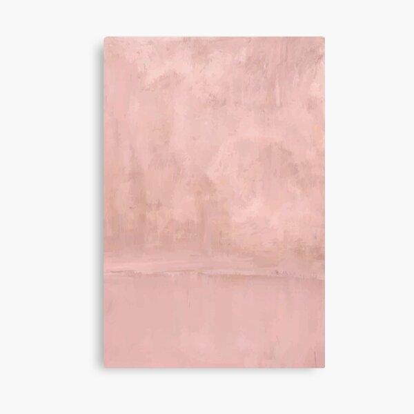 Mark Rothko | Rosa en rosa Lienzo