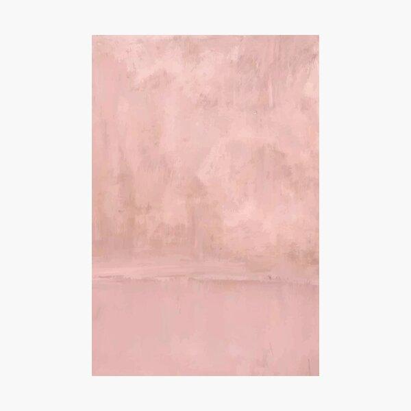 Mark Rothko   Pink auf Pink Fotodruck
