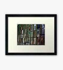 Abandoned Framed Print