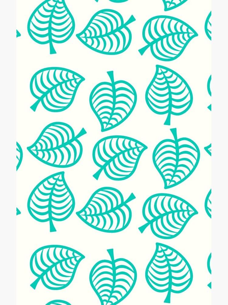 Island Life Pattern | Animal Crossing New Horizons Inspired Pattern by surik-