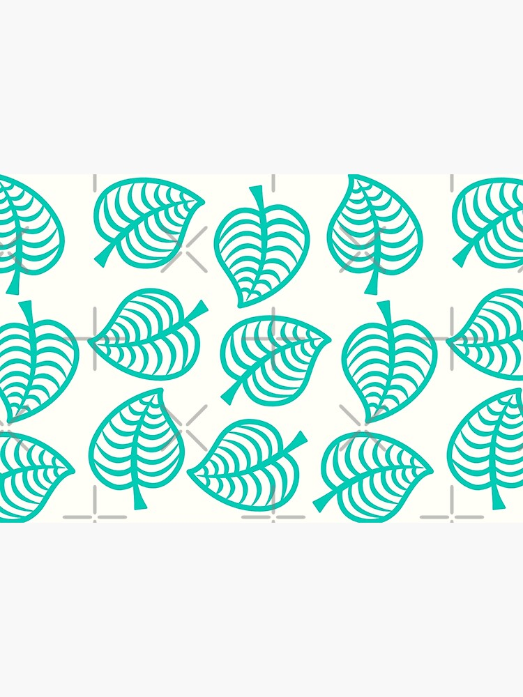 Island Life Pattern   Animal Crossing New Horizons Inspired Pattern by surik-