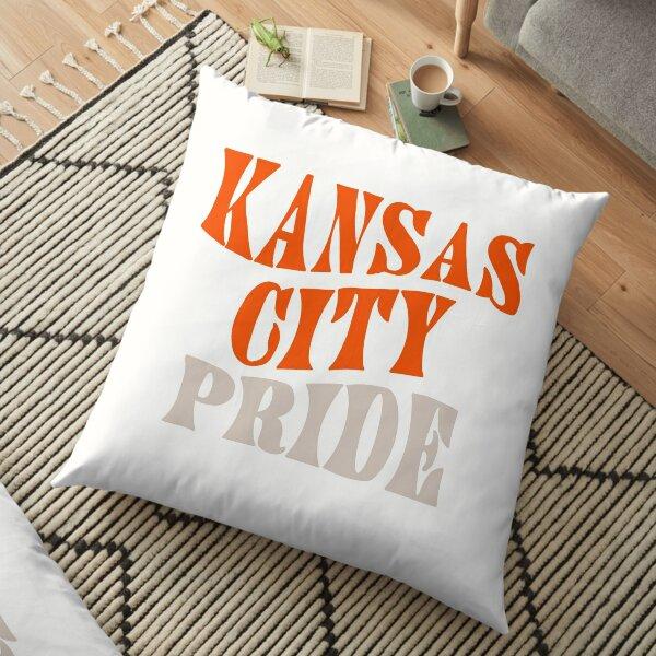 Kansas City Pride Floor Pillow