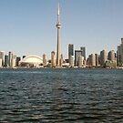 Toronto Skyline by fernandes90
