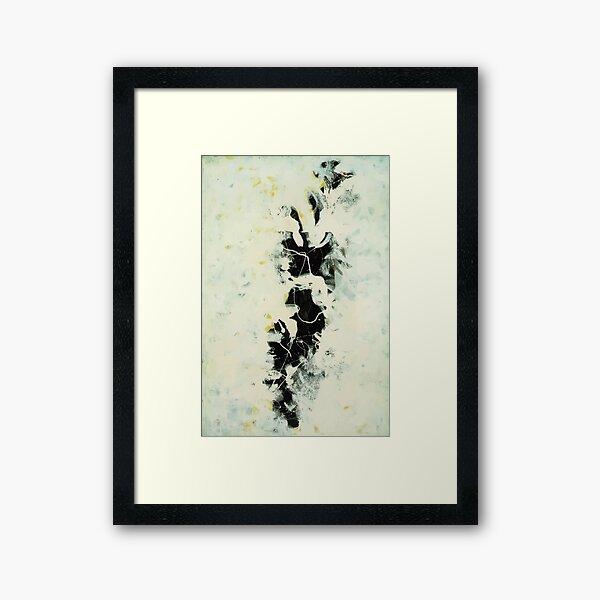 Jackson Pollack | The Deep Framed Art Print