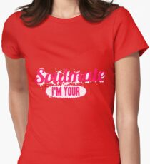 Soulmate Womens Fitted T-Shirt