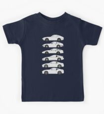 Nissan Fairlady Z History Kids Clothes