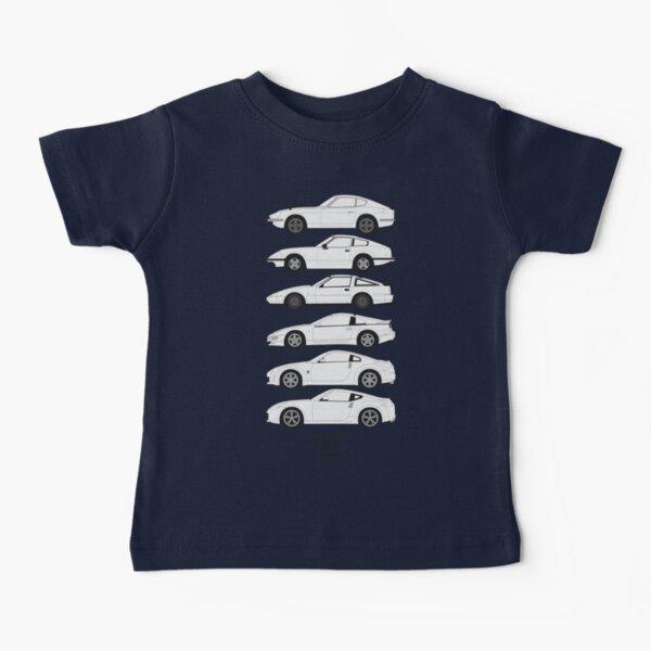 Nissan Fairlady Z History Baby T-Shirt