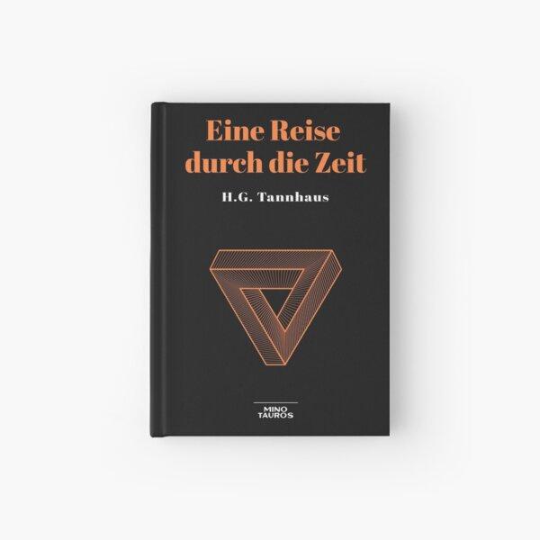 Eine Reise durch die Zeit - H.G. Tannhaus - Buch book DARK netflix Hardcover Journal
