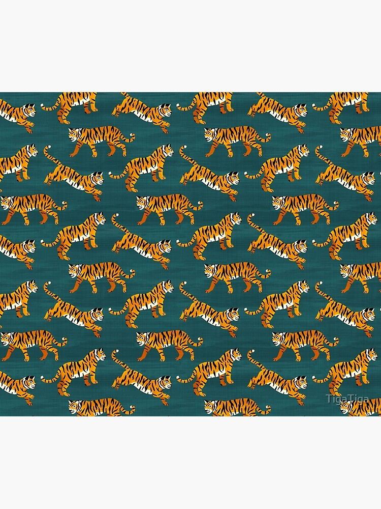 Bengal Tigers - Navy  by TigaTiga