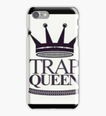 Trap Queen Fetty Wap iPhone Case/Skin