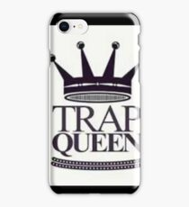 Trap Queen Fetty Wap iPhone Case/Skin