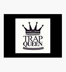 Trap Queen Fetty Wap Photographic Print