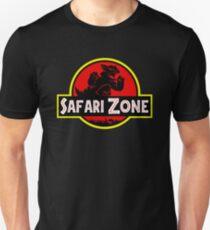 Safari Zone X Jurassic Park V2 Unisex T-Shirt